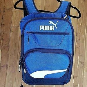 Puma Squad College Backpack Laptop Sleeve 19""